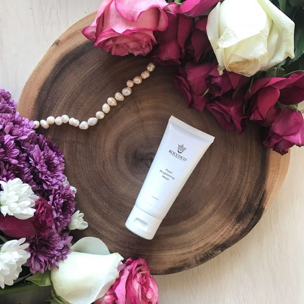 Pearl Brightening Mask 1